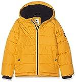 Garcia Kids Jungen GJ950801 Jacke, Gelb (Mustard 2517), 128 (Herstellergröße: 128/134)