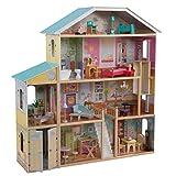 KidKraft 65252 Puppenhaus Majestic Mansion, bunt