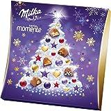 Milka Zarte Momente Adventskalender 211g, Kalender mit zarten Pralinen