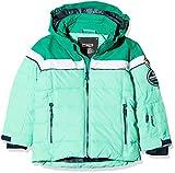 CMP Mädchen Wattierte 3000 Ripstop Skijacke Jacke, Ice Mint, 140