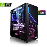 Megaport High End Gaming PC Intel Core i7-9700 • Nvidia GeForce RTX2060 6GB • 480 GB SSD • 16GB DDR4 • Windows 10 • WLAN • Gamer pc Computer Gaming Computer rechner