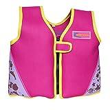 CHAOBEITE Schwimmwesten Rettungswesten für Kinder und Erwachsene, Verschiedene Größen und Farben (Kinder-rosa, 1-2 Jahre 8-13KG)