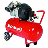 Einhell Kompressor TC-AC 400/50/8 (2,2 kW, 50 l, Ansaugleistung 400 l/min, 8 bar, Druckschalter)