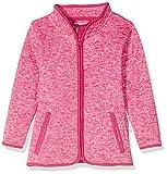 Playshoes Kinder-Jacke aus Fleece, atmungsaktives und hochwertiges Jäckchen mit Reißverschluss, pink, 12-18 Months (Manufacturer Size:86)