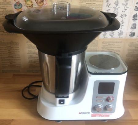 Aldi Küchenmaschine von Ambiano / Quigg: Tests, Bewertungen ...