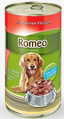 Aldi Hundefutter Romeo