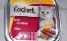 Aldi Katzenfutter Cachet