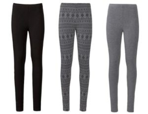Damen Leggins Lidl Esmara Test