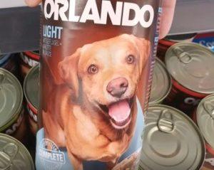 Lidl Orlando Hundefutter test