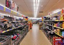 Lidl Supermarkt