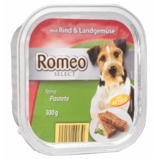 Romeo Hundefutter Aldi