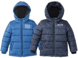 lidl winterjacke kinder lupilu test