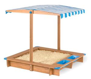 Aldi Sandkasten Mit Dach
