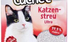 Aldi Katzenstreu Test von Cachet