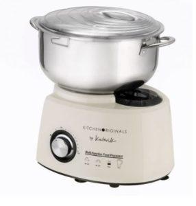 Norma Küchenmaschine Test