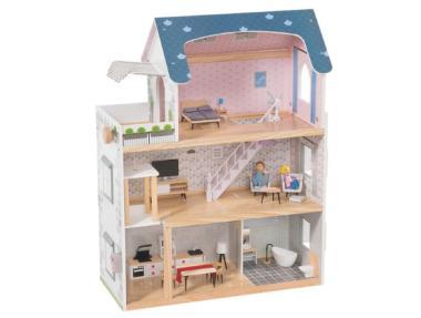 Playtive Puppenhaus Lidl