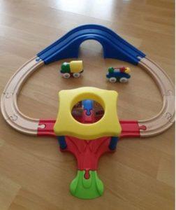 Lidl Eisenbahn von Playtive Test