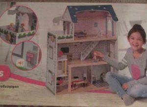 Playtive Puppenhaus von Lidl Test