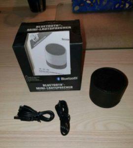 Silvercrest Bluetooth Lautsprecher Test