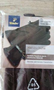 Tchibo Handschuhe Testsieger