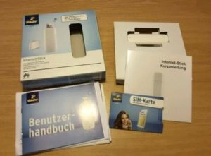 Tchibo Internet Stick kaufen
