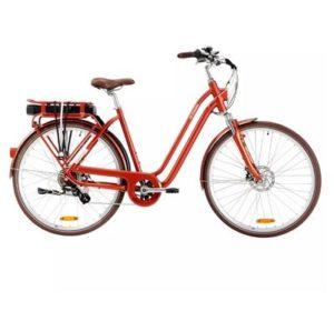 Decathlon E-Bike Test