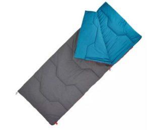 Decathlon Schlafsack Test