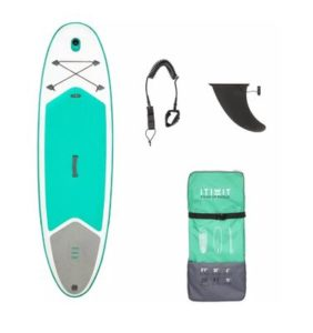 Decathlon SUP Board Test