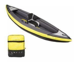 Decathlon Schlauchboot Test (1)