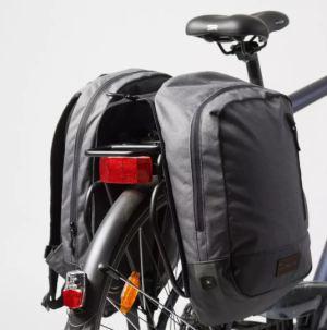 Satteltasche Rucksack Fahrradtasche