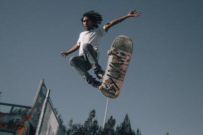Decathlon Skateboard Testbericht (1)