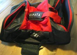 Decathlon Sporttasche Kaufempfehlung