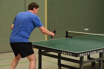Decathlon Tischtennisplatte Testbericht (1)