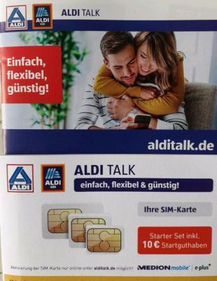 wann wird Aldi Talk störung behoben